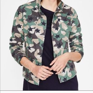 Boden Jacket stars and camo
